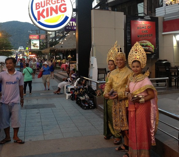 Thai Burger King