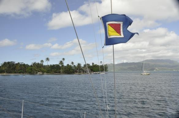 Taravana Yacht Club, Tahaa, French Polynesia