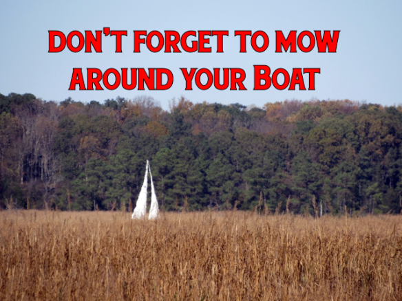 mowboat