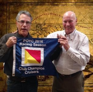 Congrats to Kevin Klarer - Winner Cruisers